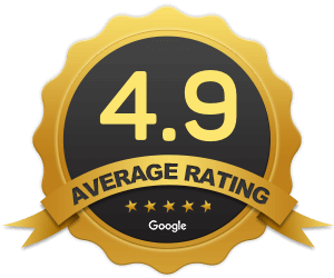 Google Rating Badge